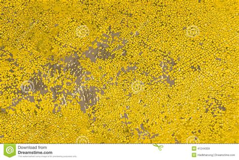 old yellow tracing texture of old yellow saddle royalty free stock