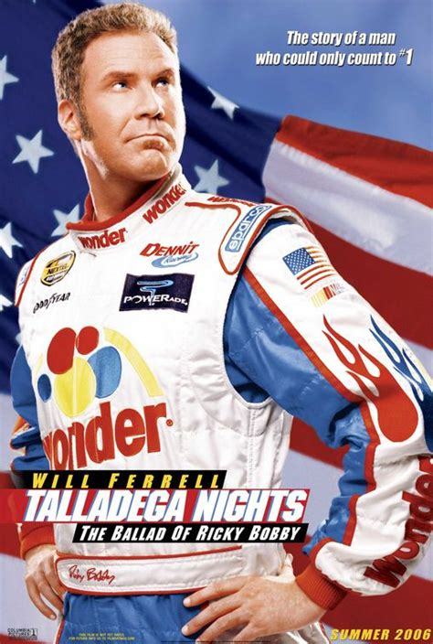 Talladega Nights The Ballad Of Ricky Bobby Movieguide