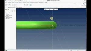 Build 3d Pipe From Defined Points With Creo Parametric