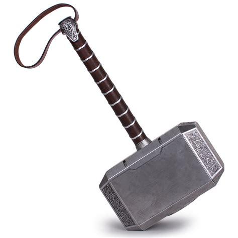 雷神之锤thor 39 s hammer电影1 1道具模型cosplay用具托尔锤子包邮