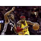 Spurs Cavaliers - Channel NewsAsia