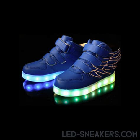 led light shoes for kid buy led sneakers wings led shoes with wings