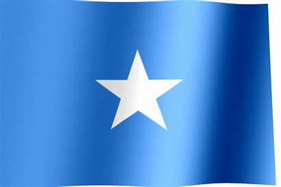 Flag Somalia Somali Waving Animated Flags Star