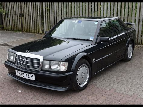 We analyze millions of used cars daily. 1989 Mercedes-Benz 190E 2.5-16 Evolution I - For Sale At Auction