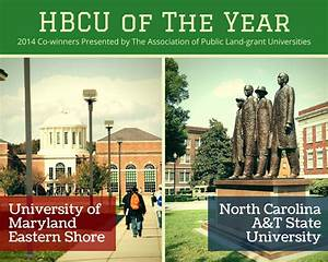 NCAT and UMES Share University of the Year Award