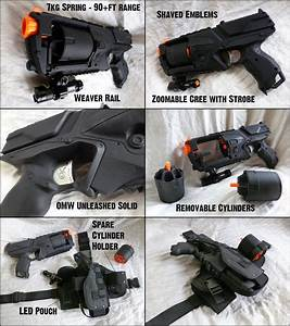 Apex Tactical Solutions  Nerf Strongarm Mods