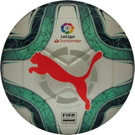 PUMA - La Liga Puma 1 FIFA Quality Soccer Ball - 5 ...