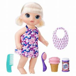 Baby Alive Magical Scoops Baby - Blonde : Target