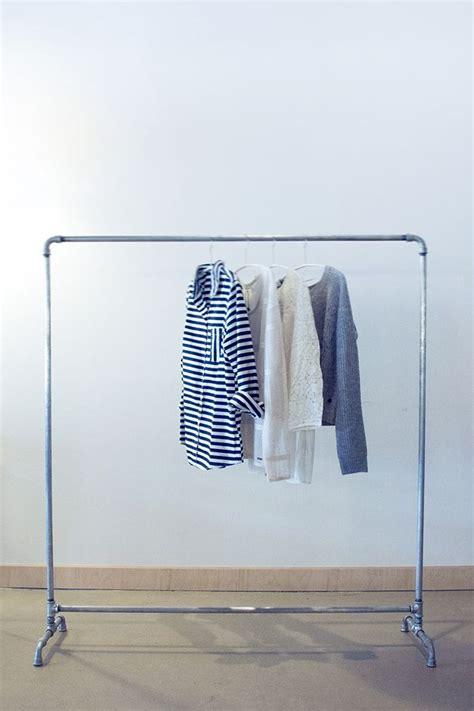 Kleiderständer Aus Wasserrohren by Kleiderstange Aus Rohren Wohn Design