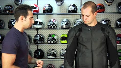 Icon Overlord Leather Jacket Review At Revzilla.com