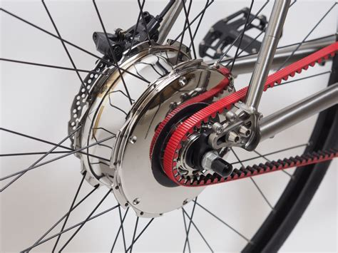 E Bike Electric Motor by E Bikes Nua Bikes