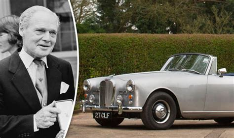 sports car owned  sir douglas bader  sale