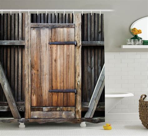 rustic antique wooden door image rural barn concept home