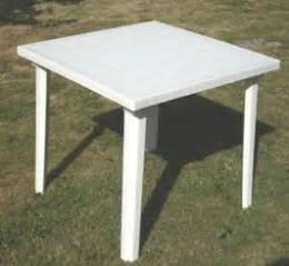 Tv 80 Cm Blanche : table week end 80 x 80 cm blanche sfpl soci t de ~ Teatrodelosmanantiales.com Idées de Décoration