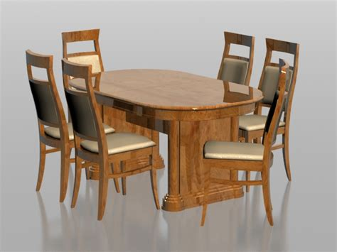 home design exterior software 6 seater dining set 3d model 3dsmax files free
