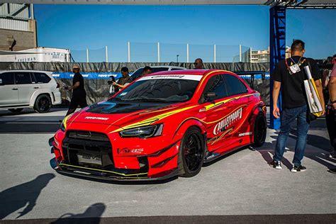 100 Car Mitsubishi Evo Mitsubishi Lancer Evo X Race