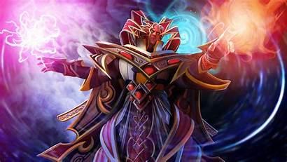 Dota Invoker Anime Hero Fantasy Magic Ancient