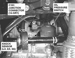 Top 100 2005 Honda Crv Knock Sensor Location