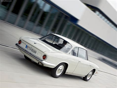 BMW 3200 Coupe CS picture # 06 of 08, Rear Angle, MY 1962 ...