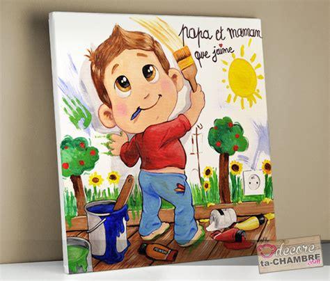 stickers chambre de bébé tableau deco chambre de petit garon vente tableaux pour