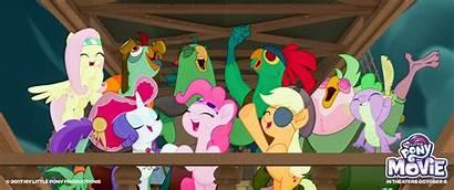 Mlp Pony Parrots Tails Pirate Pirates Parrot