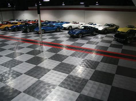 Racedeck Garage Flooring Tiles by Garage Flooring Racedeck