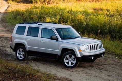 2018 Jeep Patriot Autoblog