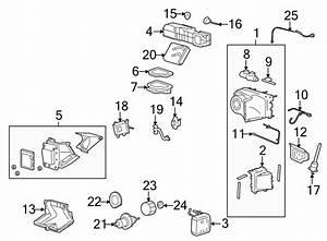 Ford E-350 Super Duty Hvac Vacuum Harness  Front