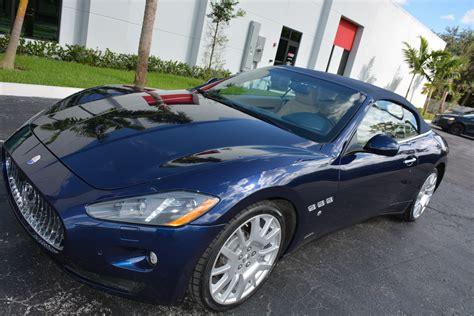Maserati Used Price by Used 2013 Maserati Granturismo For Sale 54 900 Marino
