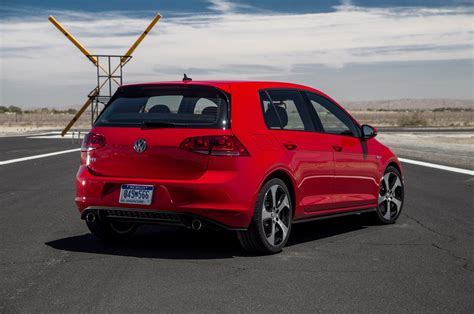 volkswagen gti 2015 volkswagen golf gti review long term update 5