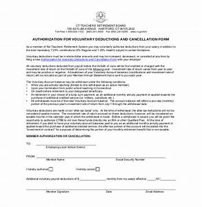 payroll deduction form employee payroll deduction form With payroll agreement letter