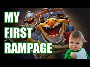My First Rampage YouTube