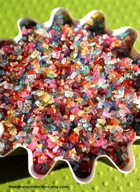 colored sprinkles multi colored sparkling sugar rainbow sprinkles rainbow
