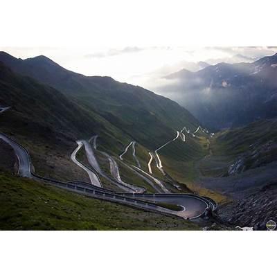 Stelvio Pass - world's greatest driving roads Colcorsa