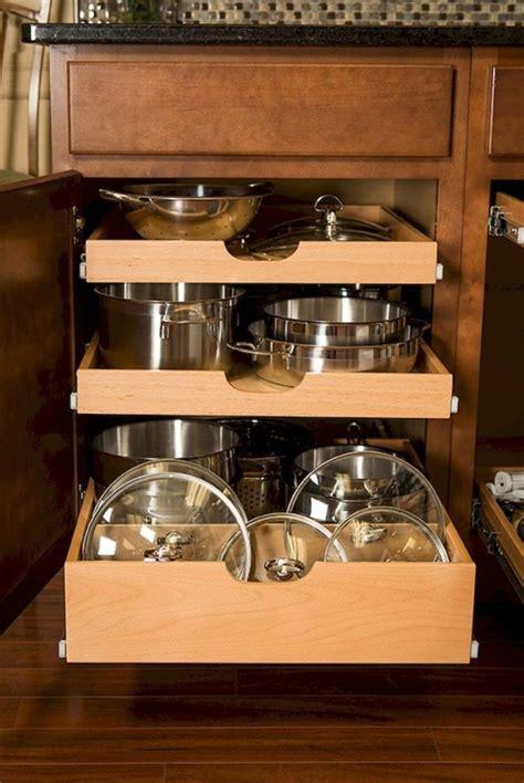 Kitchen Cabinet Smart Ideas by 44 Smart Kitchen Cabinet Organization Ideas Godiygo
