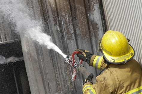 Congress Directs Faa To Stop Requiring Toxic Firefighting