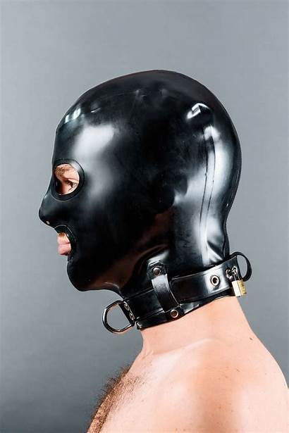 Heavy Rubber Hood Duty Wethot Head Gear