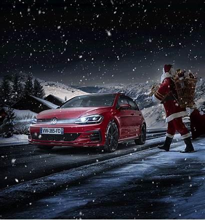 Volkswagen Noel Photographer Client Scenes Behind