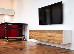 Tv Lowboard Ikea : schicke tv konsole mit holzfronten passend zum ~ A.2002-acura-tl-radio.info Haus und Dekorationen