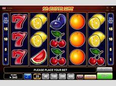 Free 20 Super Hot Slot A EGT Casino Game