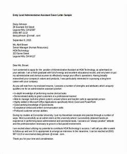 cover letters samples for administrative assistant 10 job application letter for administrative assistant