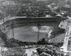 Forbes Field Pittsburgh