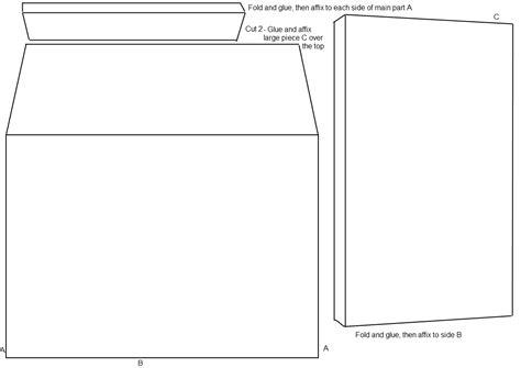8 Best Images Of 5x7 Envelope Template  5x7 Envelope