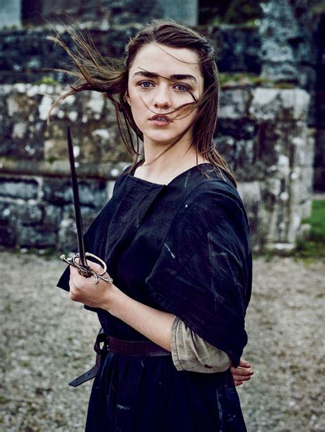 Maisie Williams – Entertainment Weekly April 2016 Photos ...