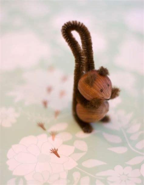 eichhörnchen zum basteln wie die kinder eichh 246 rnchen basteln 252 ber 40 kreative vorschl 228 ge archzine net