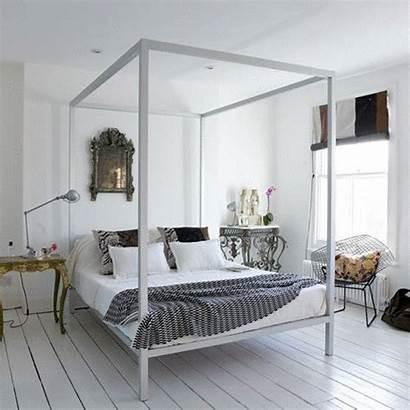 Floor Wooden Paint Painted Bedroom Bed Floors