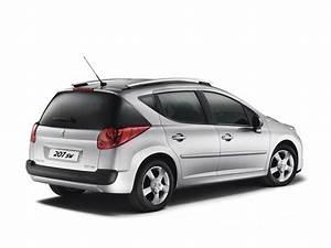 Peugeot 207 1 6 Hdi : peugeot 207 sw outdoor 1 6 hdi 1 photo and 55 specs ~ Medecine-chirurgie-esthetiques.com Avis de Voitures