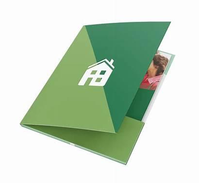 Folders Presentation Printing A4 A5 Folder Business