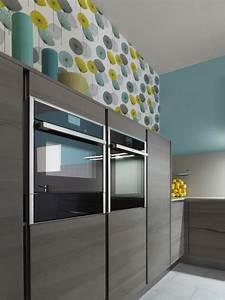 Papiers Peints Cuisine : papier peint en cuisine nos marques coups de c ur le ~ Melissatoandfro.com Idées de Décoration