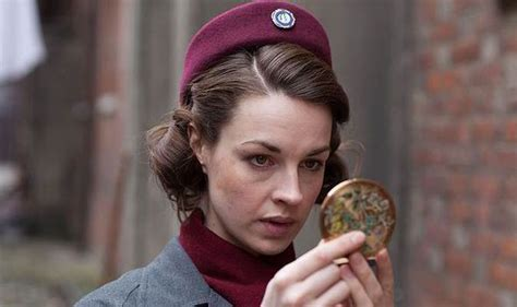 'i'll Be Blubbing With The Nation' Jessica Raine Bids Call